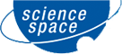 Logo science space groot